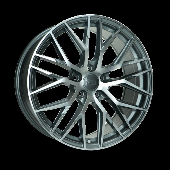 MAM RS4 8,5x19 palladium front poliert