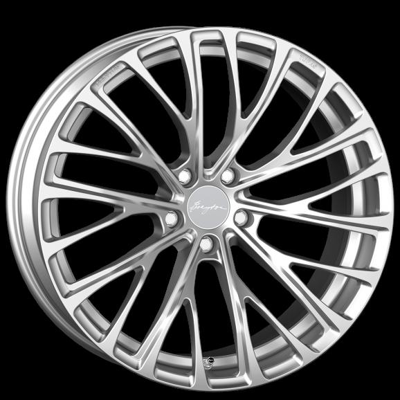 Breyton Topas 8,5x19 Hyper Silver