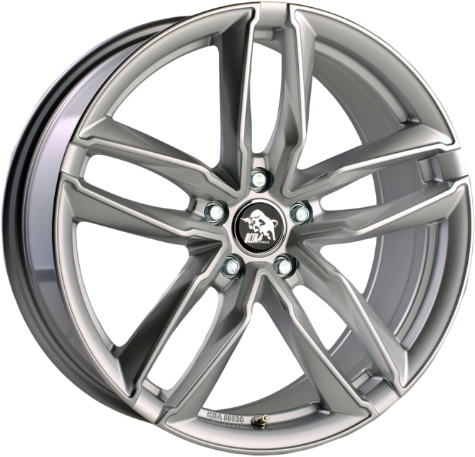 Ultra Wheels UA6 8x18 Silber