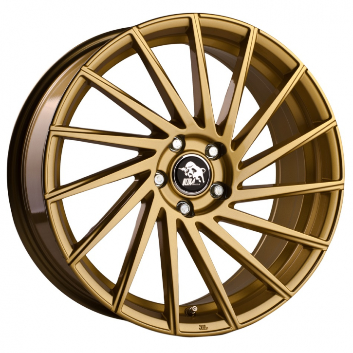 Ultra Wheels UA9 8x18 Gold Links