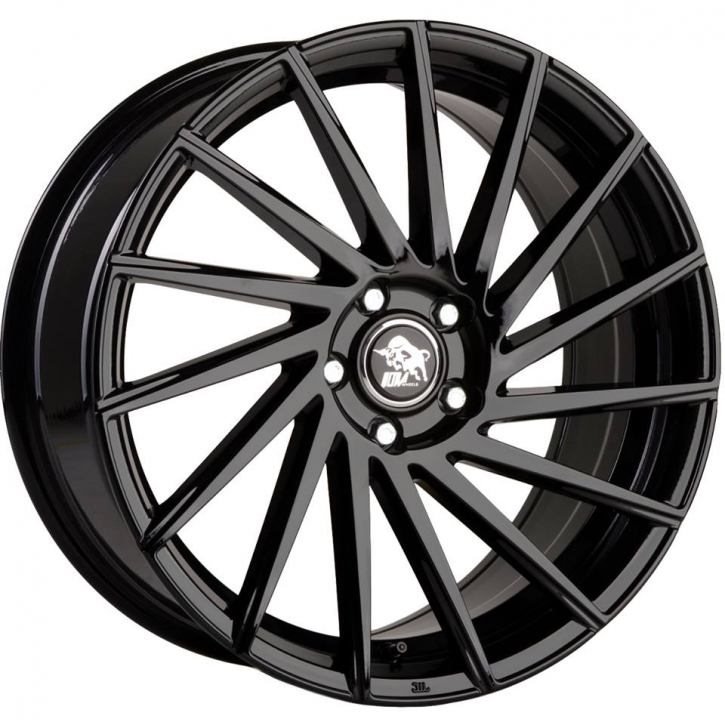 Ultra Wheels UA9 8x18 Schwarz Links