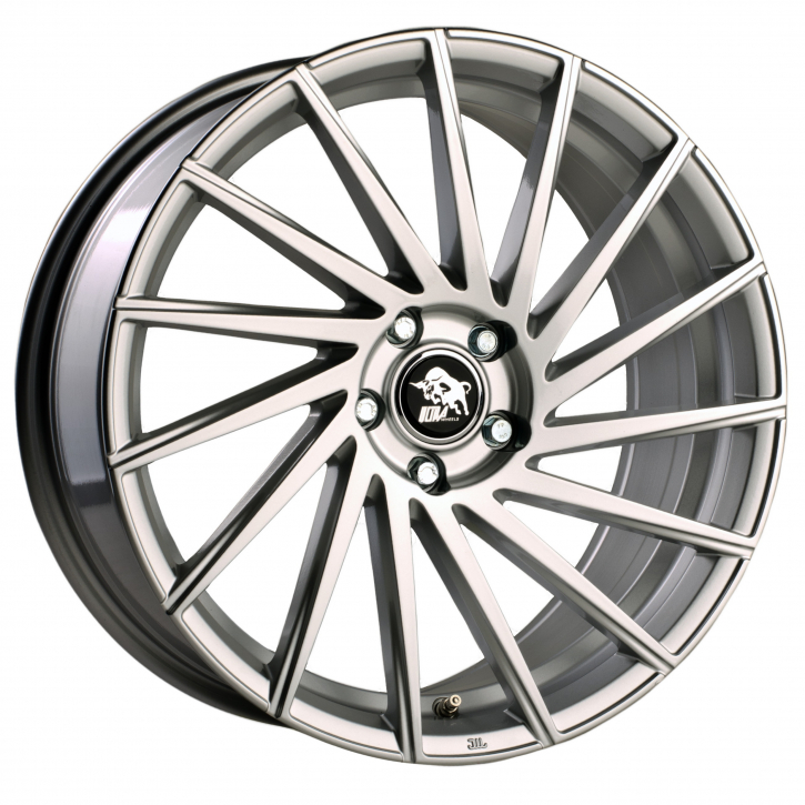 Ultra Wheels UA9 8x18 Silber Links
