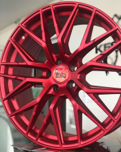MAM RS4 candy red