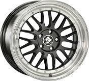 Ultra Wheels UA3 Schwarz