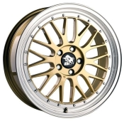 Ultra Wheels UA3 Gold