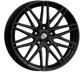Ultra Wheels UA1 Schwarz matt