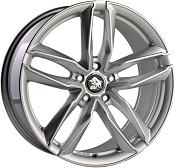 Ultra Wheels UA6 Silber