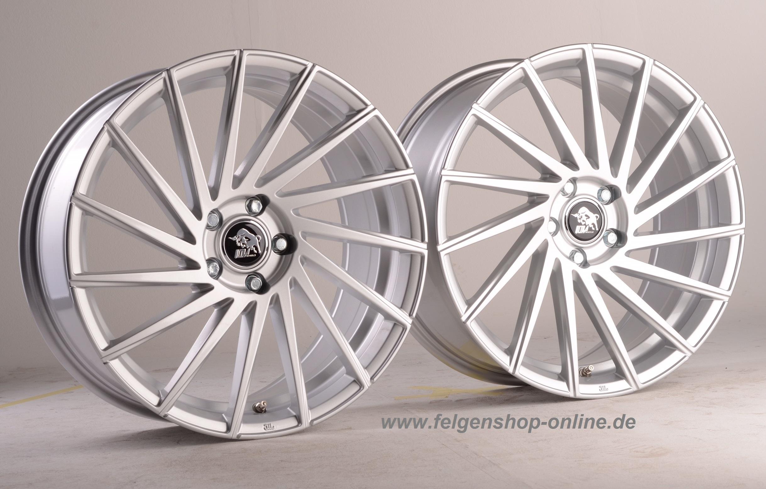 ultra wheels ua9 8x18 silber links 5x112 et35. Black Bedroom Furniture Sets. Home Design Ideas